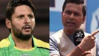 Aakash Chopra Surprised by Shahid Afridi's Jibe at Indian Players
