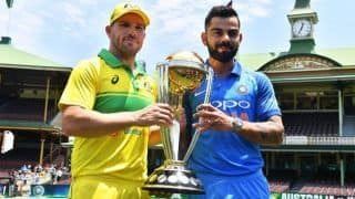 Australian captain aaron finch has started preparations for 2023 world cup in india 4068551