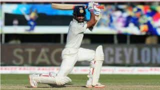 Ajinkya rahane tuns 32 wishes pour in from cricket fraternity 4050358
