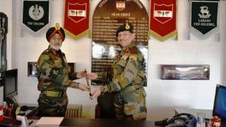 Ladakh Standoff: Meet Lieutenant General Harinder Singh, Who Will Represent India at Today's Talks With China