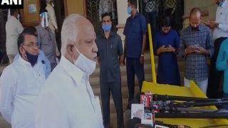 'No Lockdown in Bengaluru as We've Already Sealed Some Areas,' Assures Karnataka CM Yediyurappa