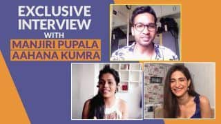 EXCLUSIVE: Actors Aahana Kumra-Manjiri Pupala Share Their Experience of Working in Netflix Zombie Series 'Betaal'