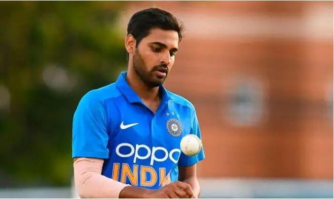 सनराइजर्स हैदराबाद के लिए खेलना करियर का टर्निंग प्वाइंट रहा, MS Dhoni की  तरह नतीजे के बारे में नहीं सोचता' - Bhuvneshwar kumar terms stint with  sunrisers hyderabad as ...