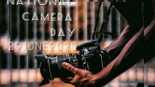 National Camera Day 2020: All About How The Camera Came Into Existence And Why we Love it