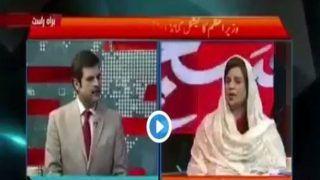 Pakistan की मंत्री लाइव टीवी पर बोलीं, कोविड-19 का मतलब है 19 प्वाइंट्स, उड़ी खूब खिल्ली, देखें Viral Video