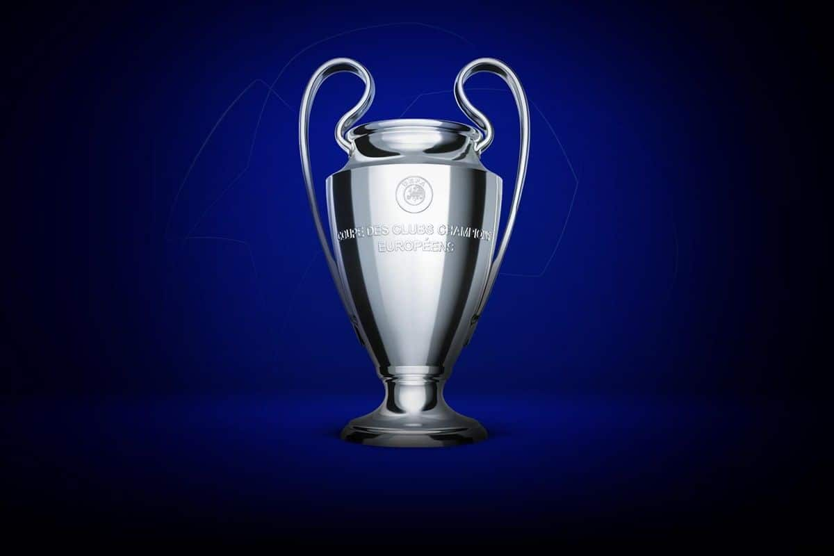 Download Uefa Champions League Trophy Winners List
