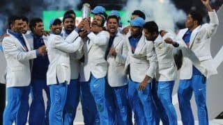 On this day in 2013 india defeated england to win champions trophy 4065647