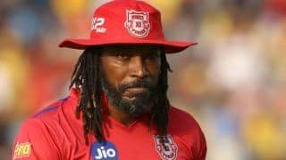 DC vs KXIP Dream11 IPL 2020: Chris Gayle Needs 16 Runs to Join David Warner in Elite Club