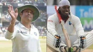 Chris gayle and i was almost cried in sachin tendulkars final test speach time says kirk edwards 4064193