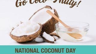 National Coconut Day 2020: All About The Fruit That Provides us With Everything we Need