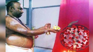 Covid 19 के कोहराम के बीच इस राज्य में 'कोरोना देवी'की हो रही पूजा, जानें पूरा मामला
