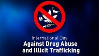 International Day Against Drug Abuse And Illicit Trafficking 2020: History, Significance of The Day