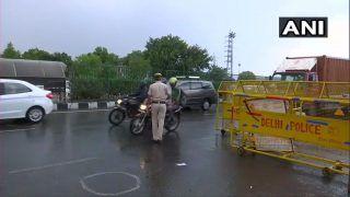 Delhi-Gurugram Border: दिल्ली-गुरुग्राम सीमा पर पुलिस की चेकिंग शुरू, आखिर क्या होगा कल