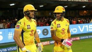 There are a lot of thinking cricketers in csk dressing room faf du plessis 4069232