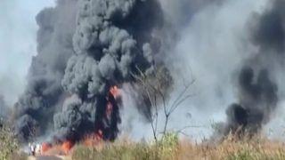 असम के बागजान तेल कुंआ में भीषण आग, लोग बोले- इतिहास में पहले ऐसा कभी नहीं देखा