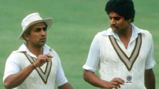 On the 37th anniversary of the 1983 world cup victory sunil gavaskar said kapil is indias biggest match winner 4067395