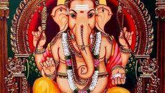 Adhikmaas Chaturthi 2020: आज है अधिकमास चतुर्थी इन दिन करते हैं भगवान गणेश की पूजा, जानें शुभ मुहूर्त और पूजन विधि