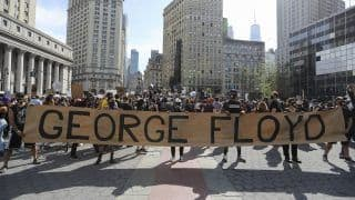 George Floyd Murder: Protests Turn Violent Outside White House as Police Fire Tear Gas Shells, Rubber Bullets
