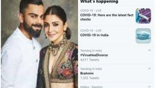 Virat Kohli-Anushka Sharma to Get Divorced? Here's How #VirushkaDivorce is Trending Strangely | SEE POSTS