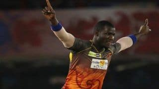 Darren Sammy Alleges he And Thisara Perera Faced Racist Abuse While Playing IPL For SRH