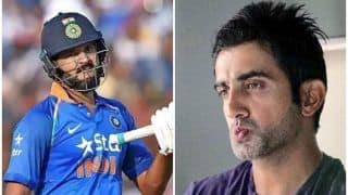 Yuvraj Singh Hilariously Trolls Gautam Gambhir in His Latest Instagram Picture, Says 'Chalo at Least Your Emoji Has Smiled'