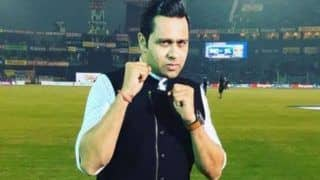 After Sammy, Aakash Chopra Narrates His  Encounter With Racism, Says he Was Called 'Paki'
