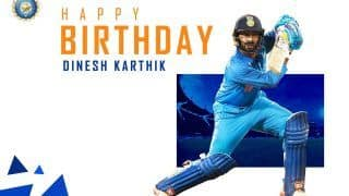 Happy Birthday Dinesh Karthik: Wishes Pour in as KKR Skipper Turns 35