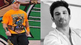 WWE Star John Cena Pays Tribute to Bollywood Actor Sushant Singh Rajput