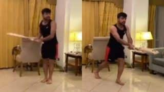 Rashid Khan Hilariously Emulates Steve Smith's Defense, Video Goes Viral | WATCH