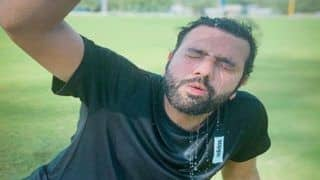 'Felt Like Myself': Rohit Resumes Training, Shares Post Workout Picture