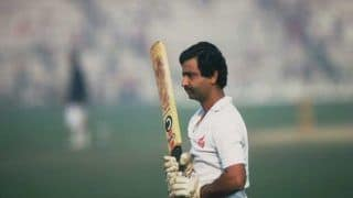 I Was Hurt When I Was Dropped: Gundappa Vishwanath on Exclusion From 1982-83 Pak Series