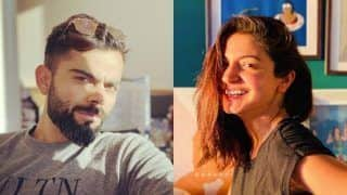 Virat Kohli's Reaction to Anushka Sharma's Sun-Kissed Instagram Post is Unmissable