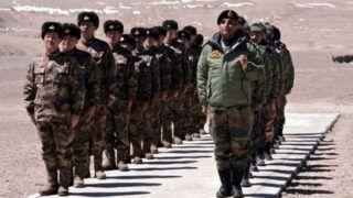 LAC पर भारत और चीन की सेना के बीच हिंसक झड़प,  1 अधिकारी,  2 जवान शहीद
