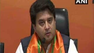 Rajasthan Crisis: No Place For Talents in Congress, Says Jyotiraditya Scindia on Pilot's Removal as Deputy CM