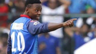 Delhi Capitals' Pacer Kagiso Rabada Rues IPL Postponement, Clears Air Around His On-field Aggression