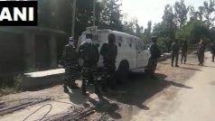 जम्मू-कश्मीर: शोपियां जिले में सुरक्षा बलों के साथ मुठभेड़ में मारे गए तीन आतंकवादी