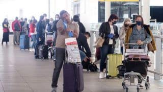 Millions More in Tough Post-Christmas Lockdown in UK Amid New Coronavirus Variant Surge