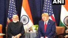 पीएम मोदी और डोनाल्ड ट्रंप के बीच भारत-चीन बॉर्डर की स्थिति को लेकर हुई बातचीत