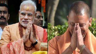 PM मोदी ने सीएम योगी की जमकर की प्रशंसा, बोले- कोरोना संकट के दौर में सीएम ने 'आपदा' को 'अवसर' में बदल दिया