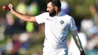'Confident' Shami Feels Stepping Up in Second Innings Makes Him Successful in Test Cricket