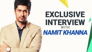 Namit Khanna on Keeping Busy During COVID-19 Lockdown And Missing Sanjivani Filming
