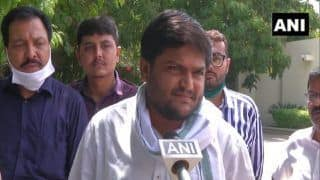'People Should Beat Them up With Slippers': Hardik Patel Lashes Out at Gujarat Congress MLAs