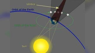 Lunar Eclipse 2020: All You Need to Know About Penumbral Lunar Eclipse Taking Place Today