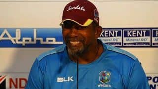 West Indies Coach Phil Simmons Feels Playing Behind Closed-Doors Will Give 'Visitors' an Edge Over England in Test Series