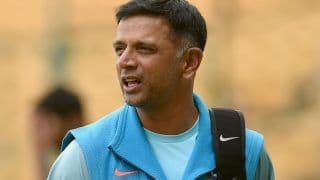 Rahul Dravid Likely to Head COVID Task force at National Cricket Academy