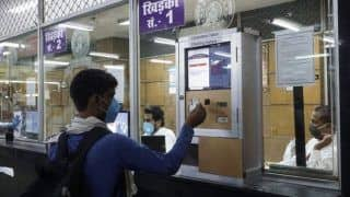 Amid COVID-19, Railways Introduces Contactless Ticket System With QR Code