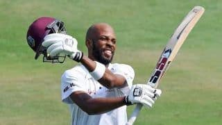 Roston chase wont be happy if i dont get at least one century 4064303