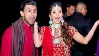 Shoaib malik gets permission to meet wife sania mirza and son ahead of england tour 4063380