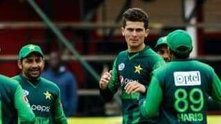 Shaheen afridi i want to do well in test like wasim akram waqar younis 4061184