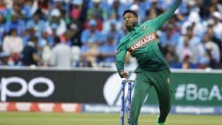 Bangladesh All-rounder Shakib Al Hasan Regrets 'Silly Mistake' That Led to One-Year Ban